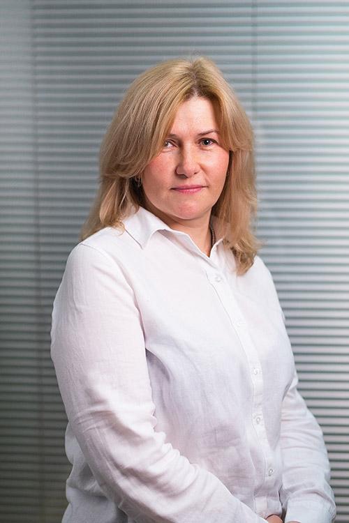 Мария Полковая
